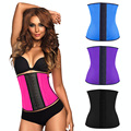 Women s waist training belt Sports Waist Support 6XL Plus Size Waist Trainers Corsets Slimming Belt