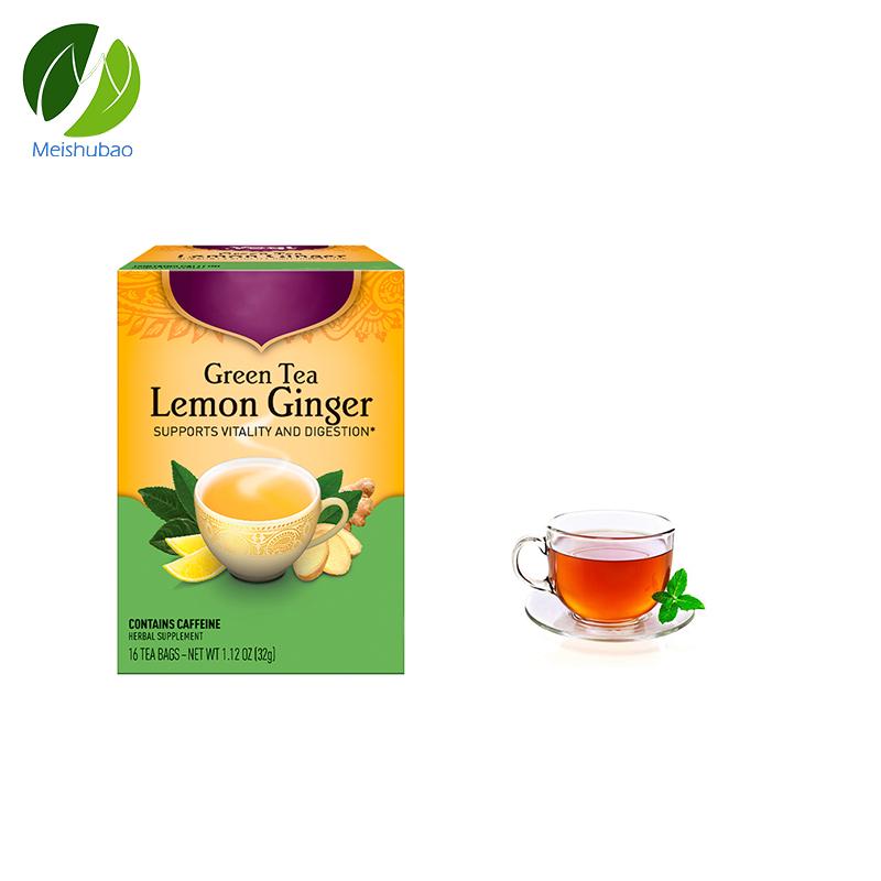 Chinese hot sale instant sugar free ginger tea relieve cough and reduce sputum - 4uTea   4uTea.com