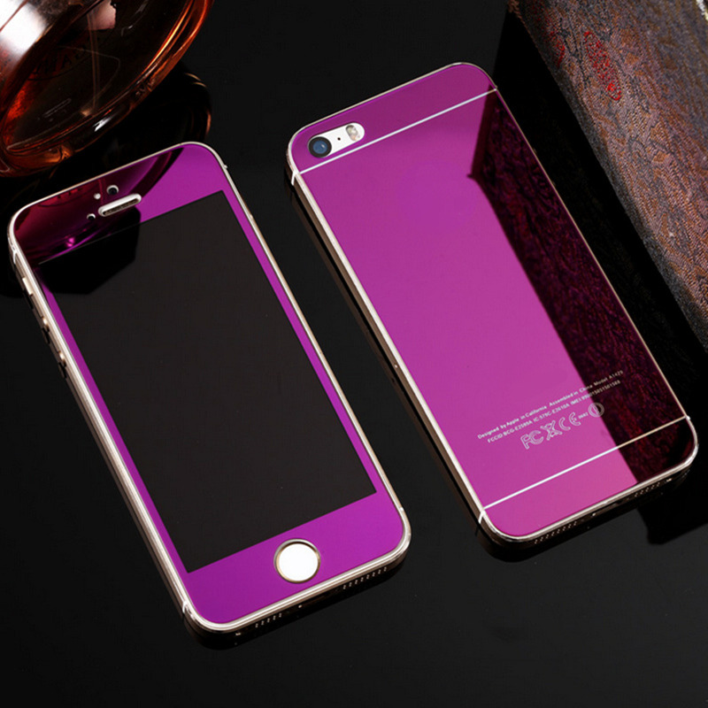 screen cover for iphone that changes color