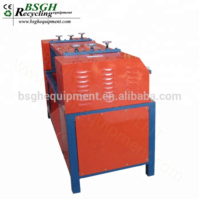 Производитель снабжает медный провод радиатор зачистки переменного тока радиатор переработки машина для переработки меди и алюминия разделительная машина