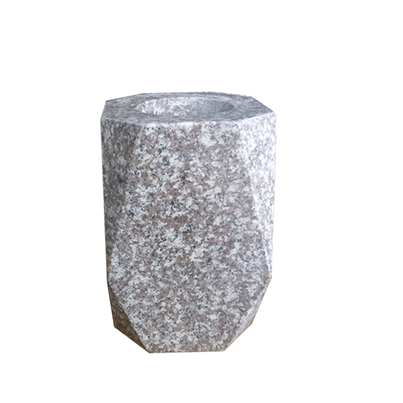 Cheap Granite Cemetery Funeral Vase