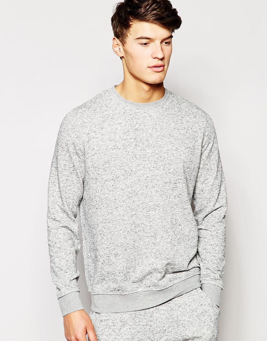 View all mens clothing Whether you're needing a sweatshirt for casual or sportswear we have a great selection to choose from. Our Mens sweatshirts and jumpers, will provide you comfort and keep you warm, all whilst still looking stylish. Maybe you need something to go underneath your sweatshirt, take a look at our men's t-shirts.