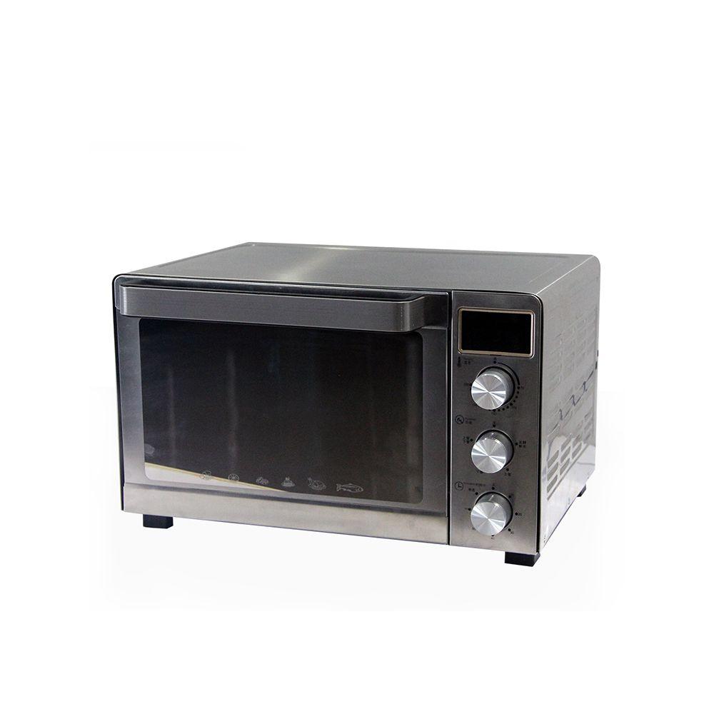 Профессиональная фабрика, 3 роскошных ручки управления, Домашняя мини-печь для пиццы