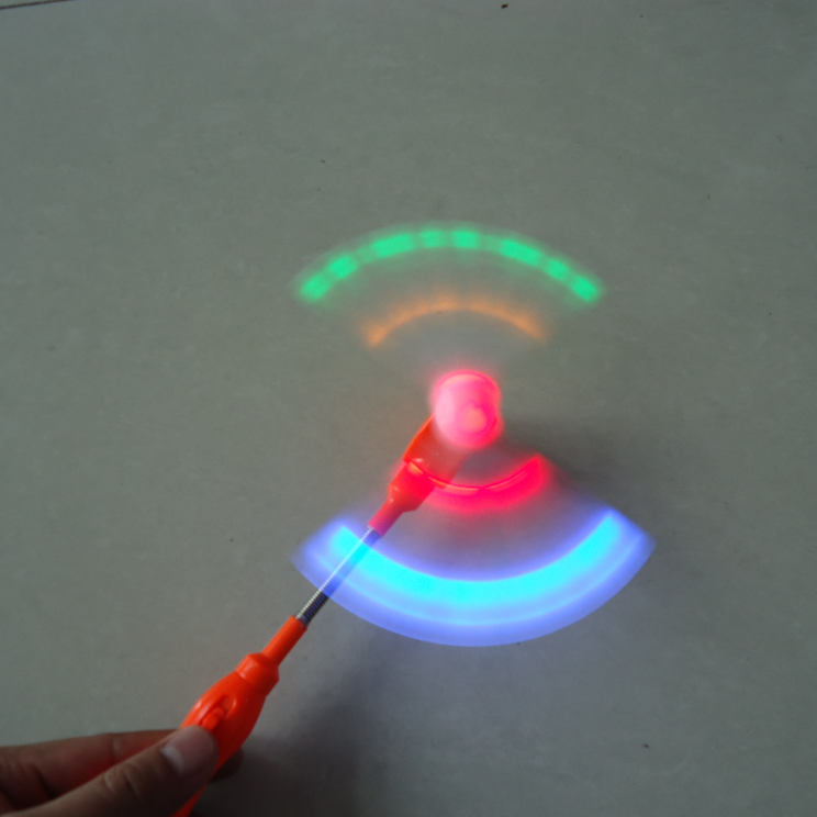 Best price led windmill for the Children's day