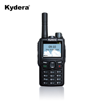 Kydera LTE-850G global 3g 4g android walkie talkie with WiFi GPS Sim card smart phone two way radio QUALCOMM CUP
