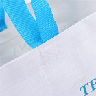 Recycle Plastic Bag Plastic Tote Bags Custom Logo Recycle Plastic Pp Woven Shopping Tote Carry Bag