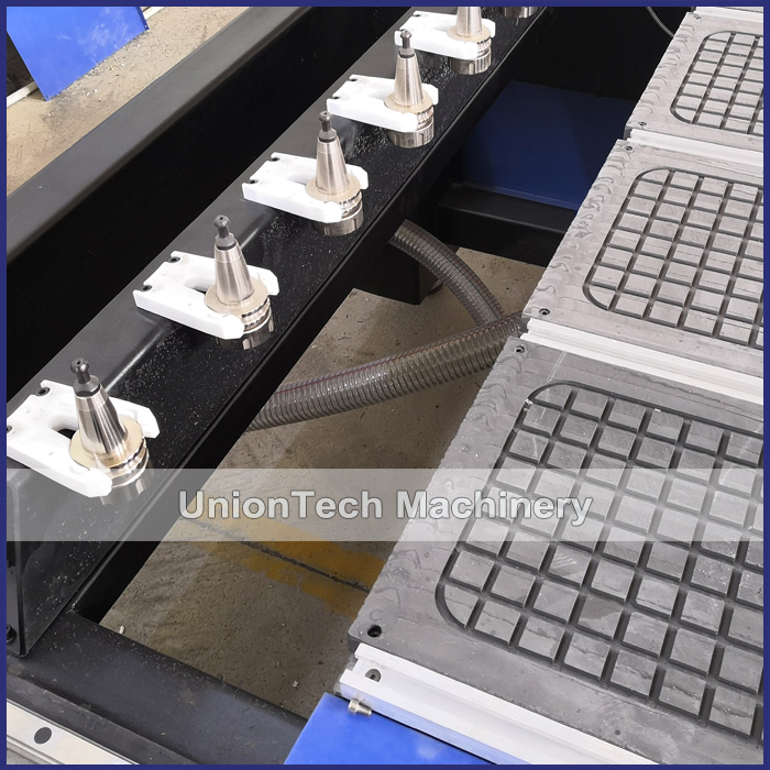 Easy Operation Automatic Tools Changer ATC CNC Router Woodworking Machinery For Wood MDF PVC ACP CNC Router