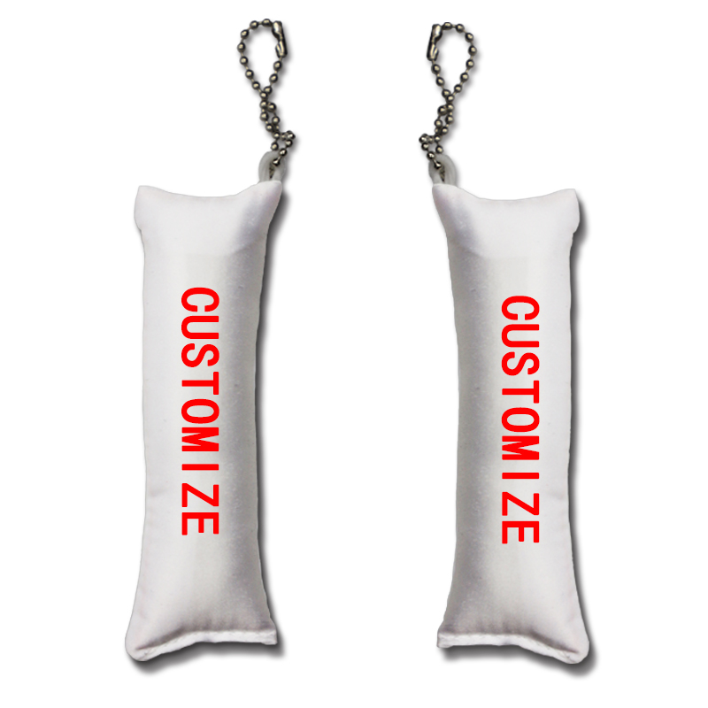 Индивидуальный специальный подарок для влюбленных, в разных стилях, сублимационная подушка, брелок с логотипом на заказ, полиэфир, ОПП пакет, теплопередача, 10 шт.