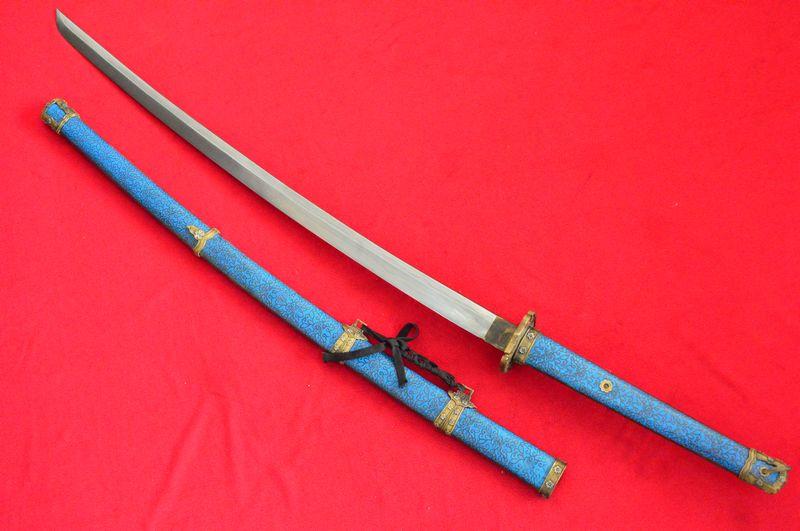 Japanese Long Sword – Arpf