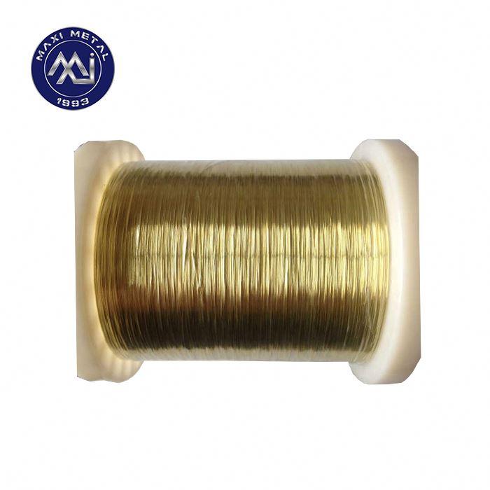 metal brass steel copper wire