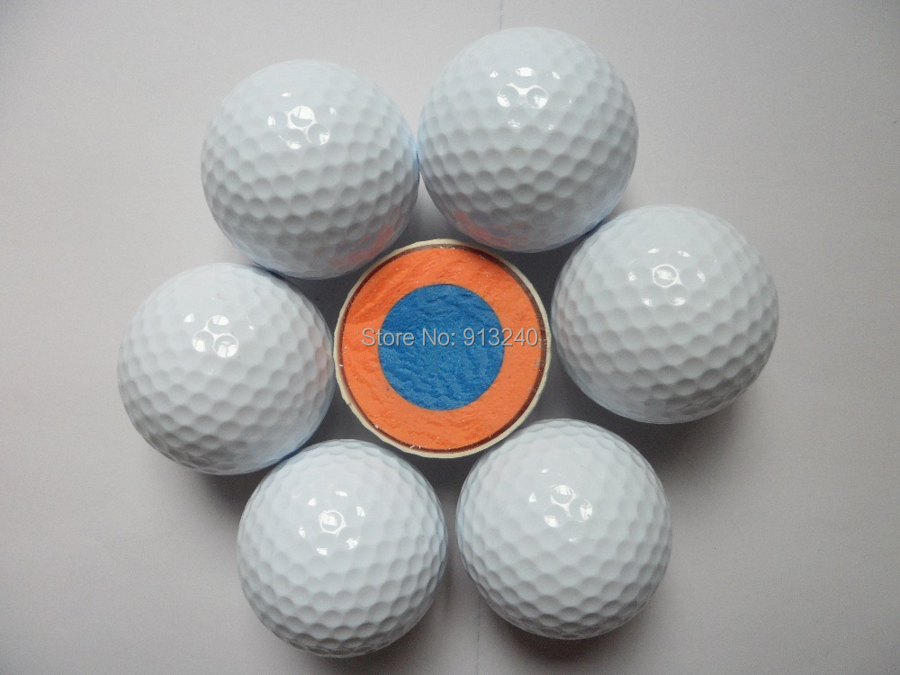 white 4 piece golf tournament balls in golf balls from sports entertainment on. Black Bedroom Furniture Sets. Home Design Ideas