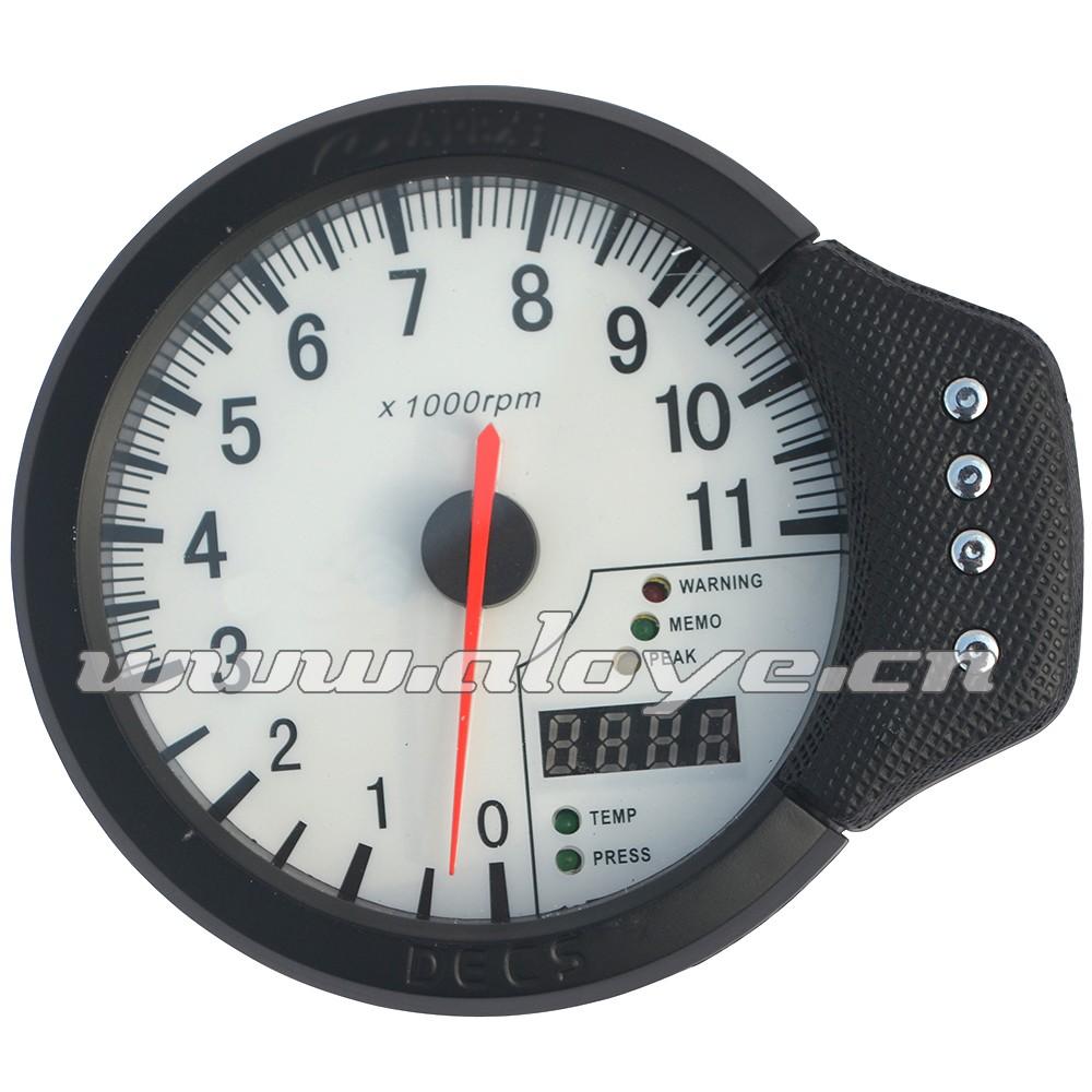 120mm Digital Auto Meter Tachometer