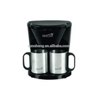Coffee Maker Coffee Maker Supplier 2 Cups Coffee Maker