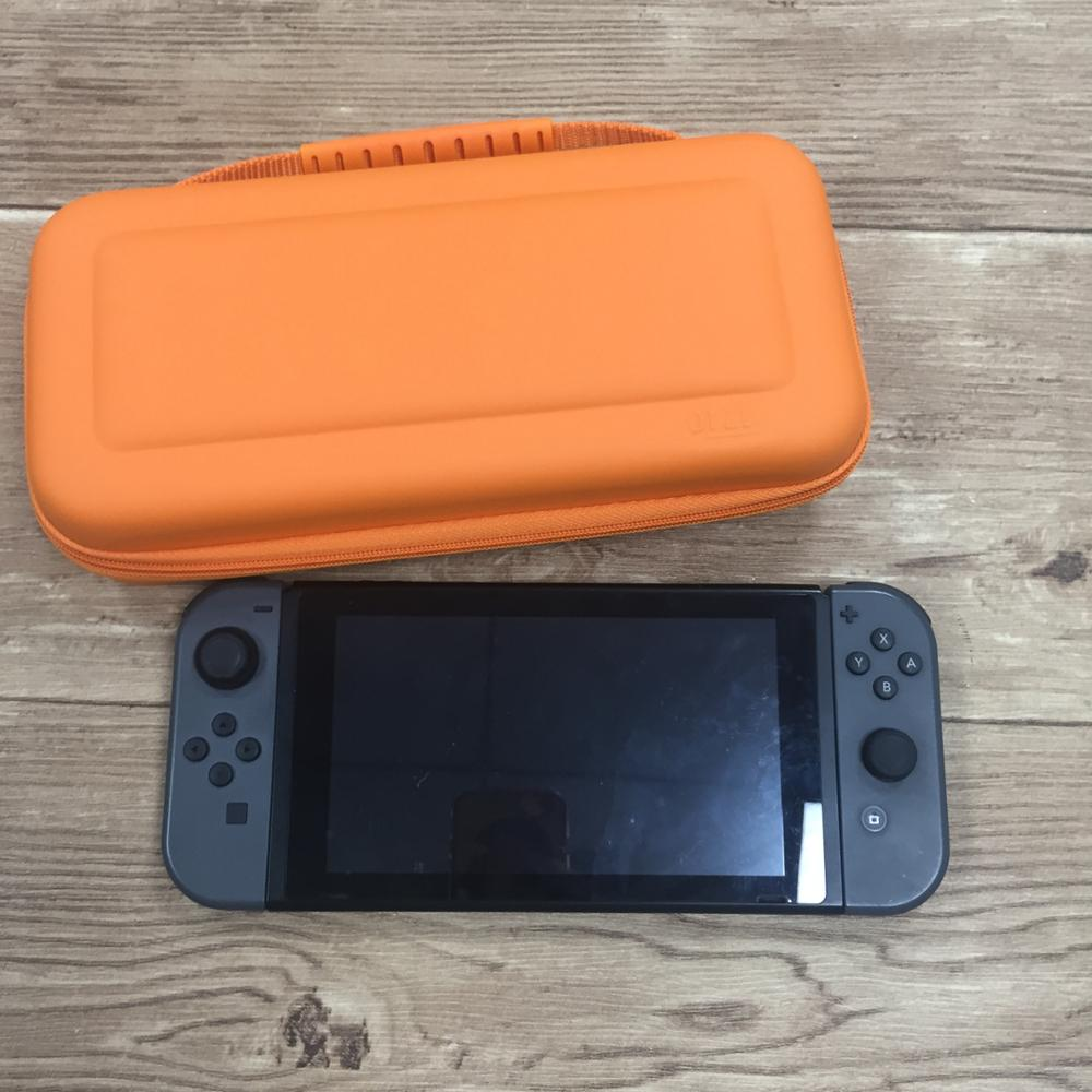 China factory OEM portable carrying eva case for Nintendo switch game