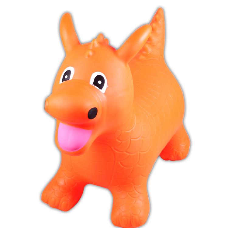 Экологически чистые надувные прыгающие животные из ПВХ, надувные игрушки для детей