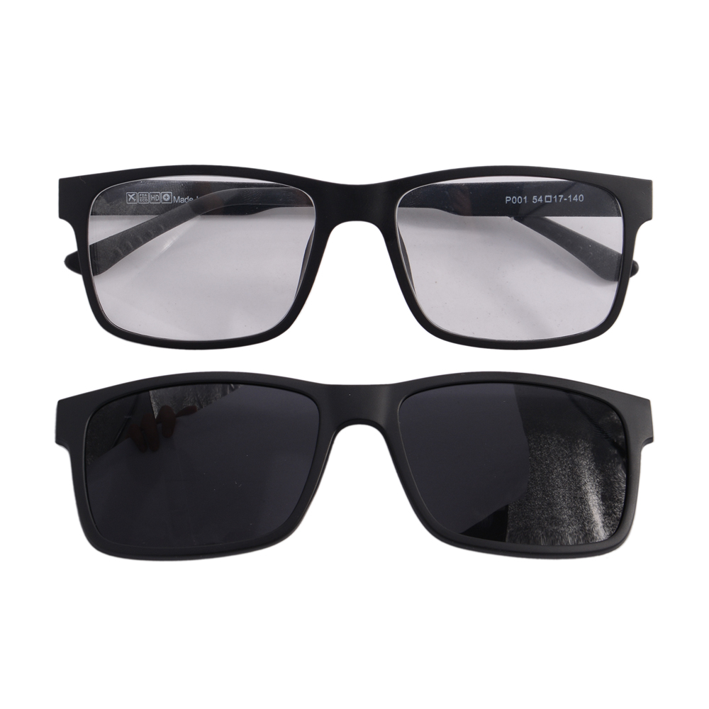 High quality magnetic Polarized Clip On Sunglasses with