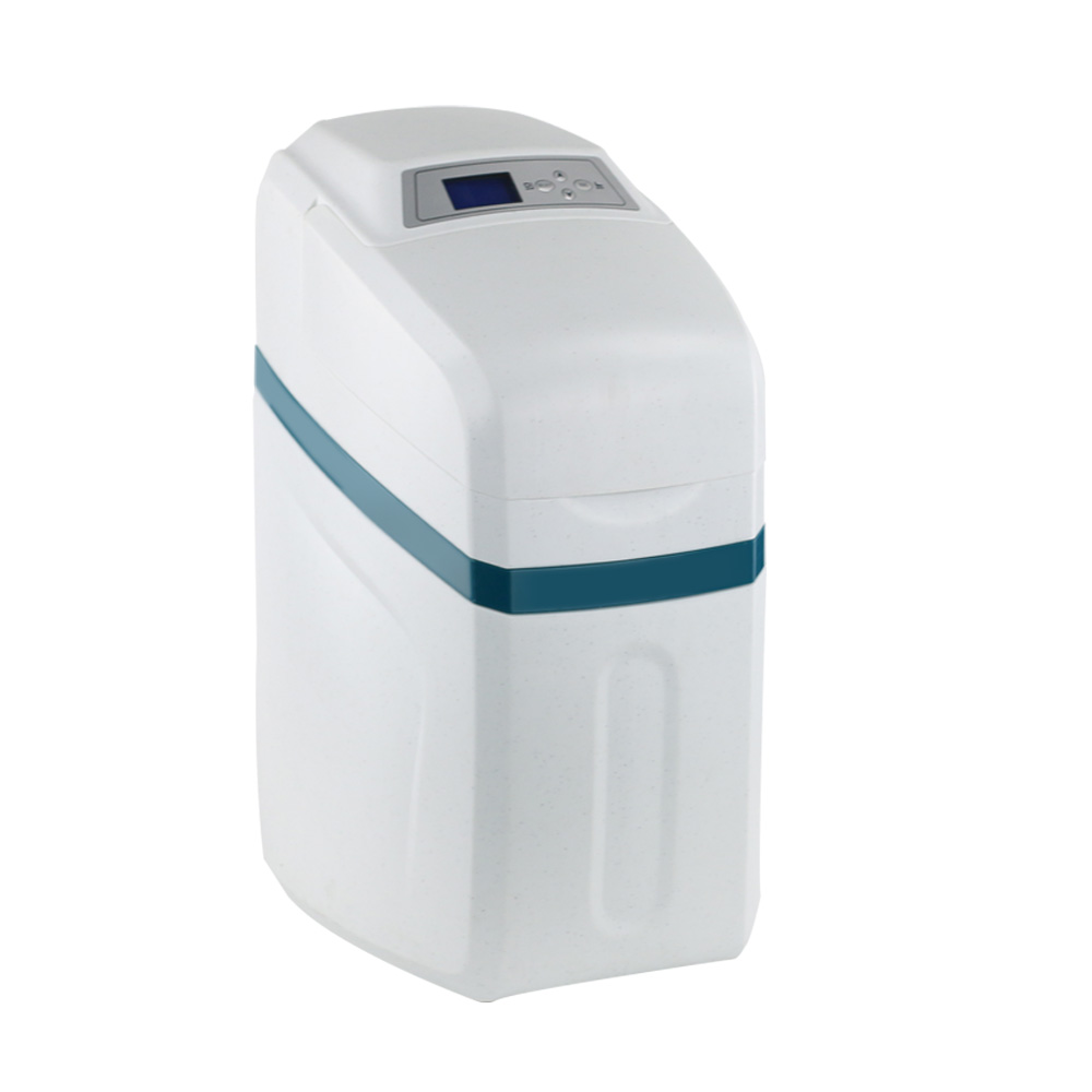 clear calcium ions and magnesium ions resin water softener for household