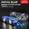 DarkBlue Swimming Goggles