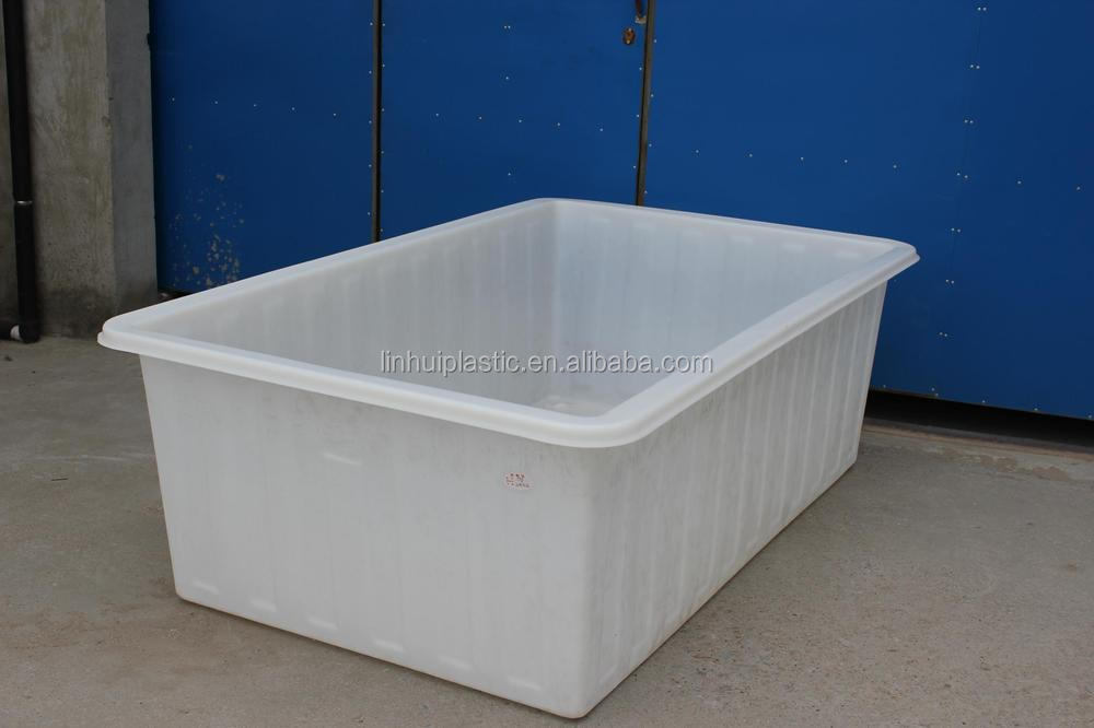 Stackable Plastic Bulk Used Chicken Feed Storage Bins For