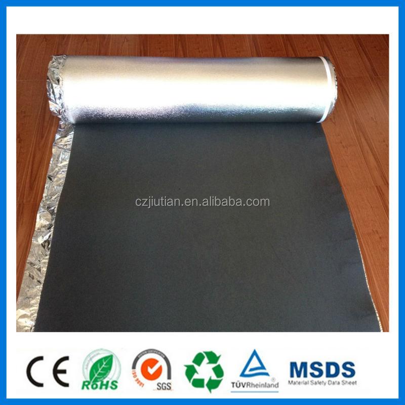 Black Eva Foam Waterproof Membrane