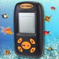 1 Pcs 100M Wireless Fishfinder High Quality XF 01 Wireless Alarm Smart Fish Finder Portable Sonar