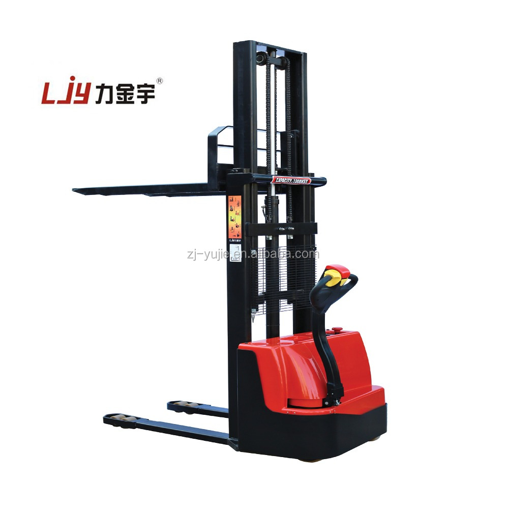 1000kg 2500mm electric pallet lifter price