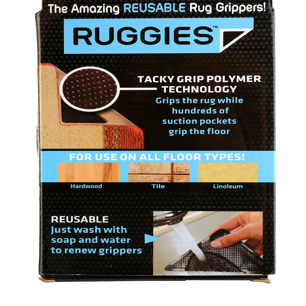Wholesale Ruggies Rug Carpet Mat Grippers Non Slip Corners