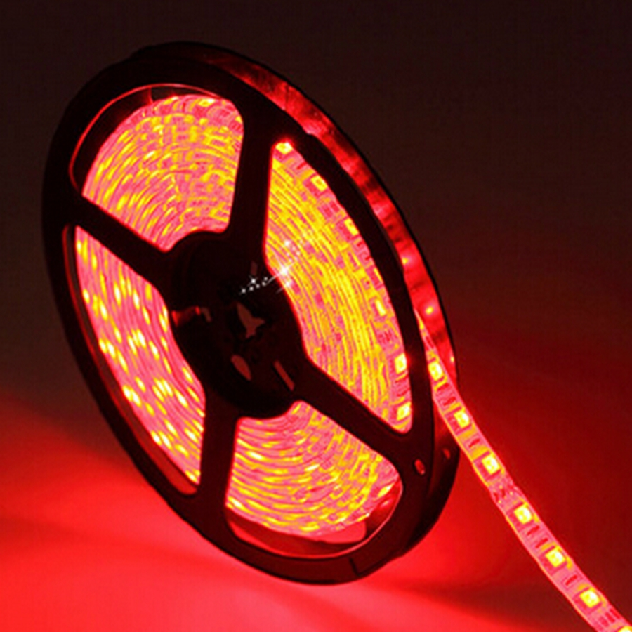 Kit 5m 16 4ft Multicolor 300 Led 5050 Smd Rgb Strip 12v