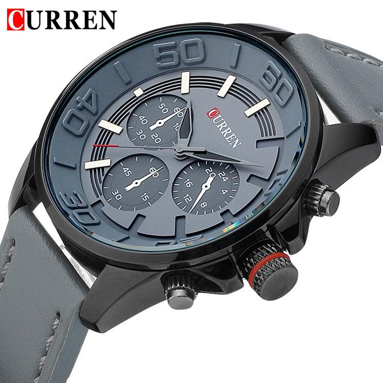 bf8dba8a033036 Zegarek męski CURREN sportowy wojskowy styl różne kolory