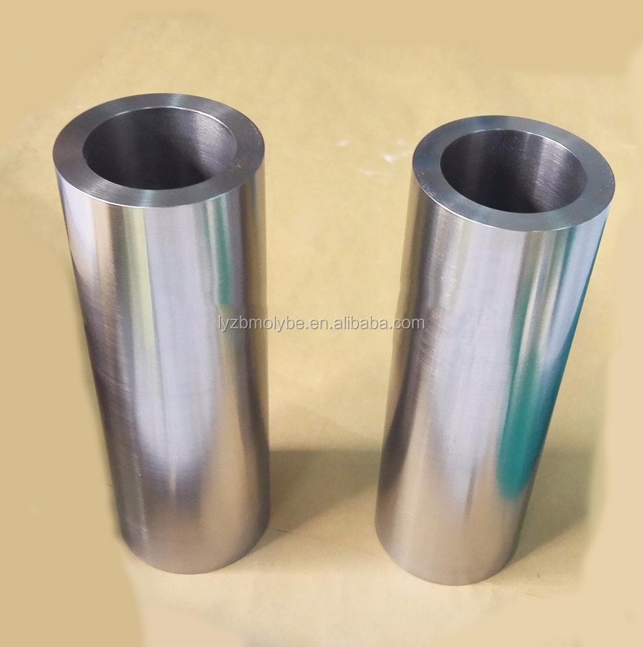 Свинцово-металлическая фабричная продажа настраиваемая Вольфрамовая полированная трубка