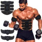 Muscle ABS Stimulator Trainer Rechargeable 8-Pack Body Toning Belt EMS Abdominal ABS Muscle Stimulator