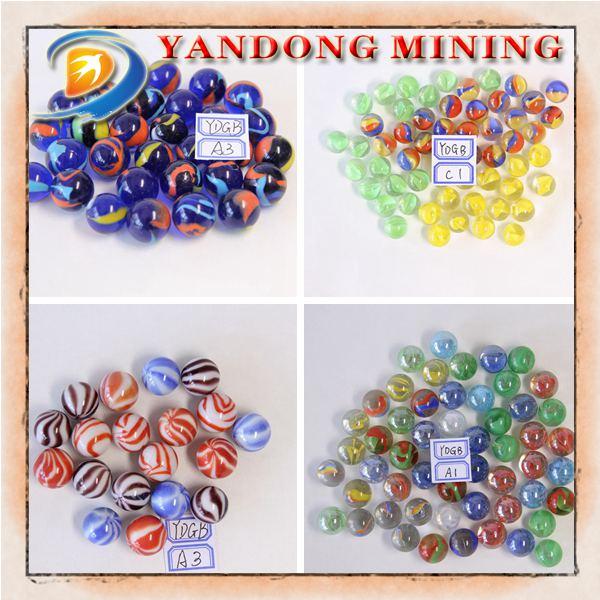 Круглые игрушки, оптовая продажа, стеклянные мраморы разных цветов из Китая