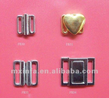 Gold Metal Closure Accessory Metal Fastener