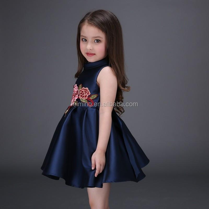 58159ac4c587 Baby Girl Dress Summer 2016 New Brand Baby Girls Dress Kids Clothes ...
