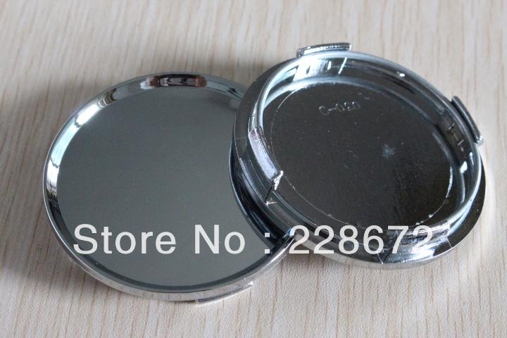 Бесплатная доставка пустой 63 мм колесо центр крышки кепка не эмблема футляр