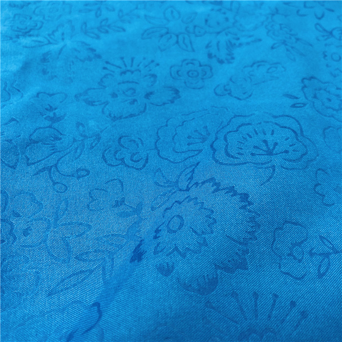 hot sales High quality cheap 100% Polyester embossed fabric Microfiber fashion chinese supplier