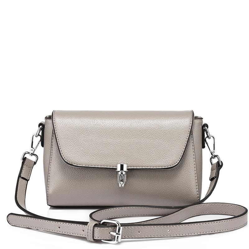 Realer Новый Модные женские сумки через плечо женский плечо Crossbody сумка женская большая емкость Сумочка светло-голубой/серый/черный(Китай)
