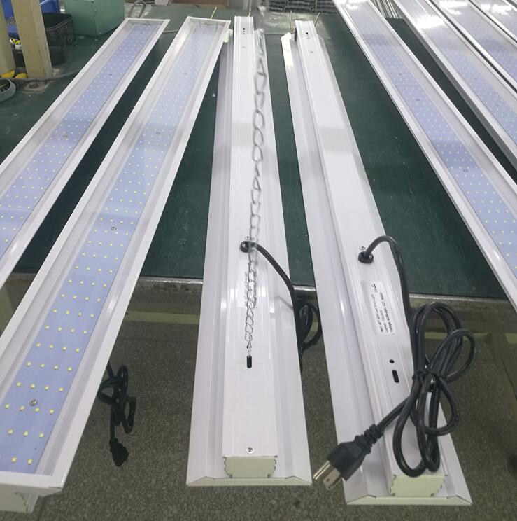 Shenzhen Factory Linkable Led Shop Light 4FT 5200lm Linear LED Shop Light Fixture