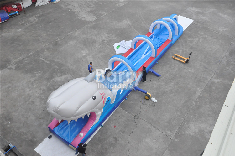 Slide Inflatable Water Slip and Slide ,slide the city China factory