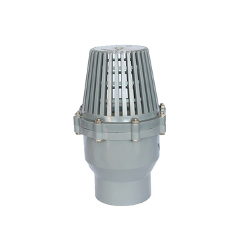 Hot Sale High Quality foot valve pvc