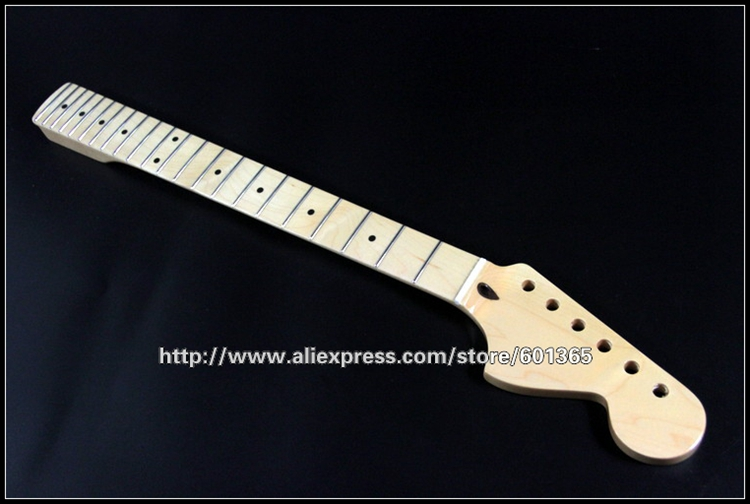 2016 new canadian maple electric guitar neck electric guitar kit kits in guitar parts. Black Bedroom Furniture Sets. Home Design Ideas