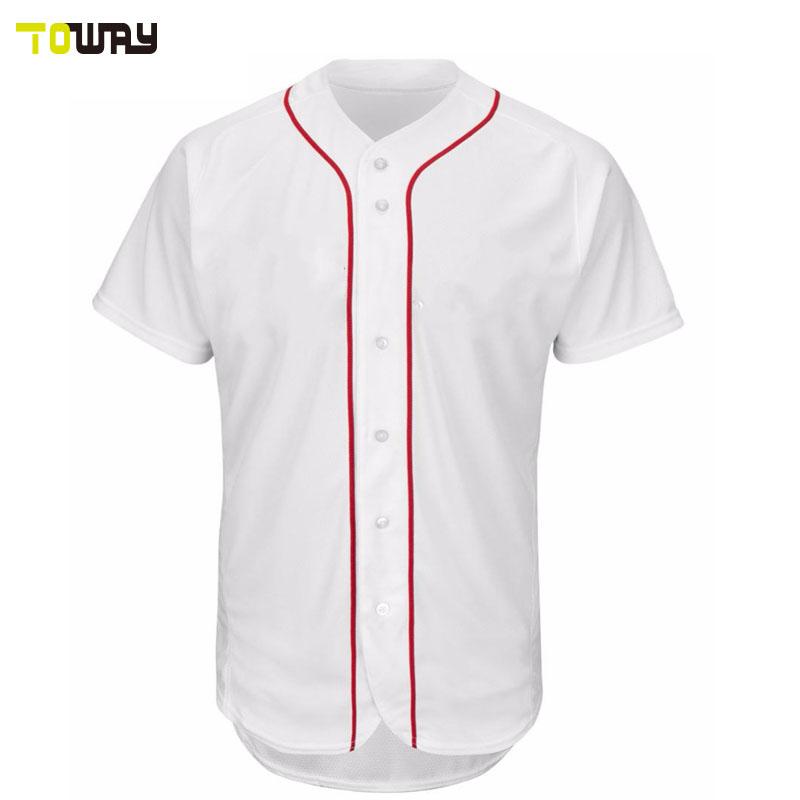 Cheap Blank Plain Wholesale Baseball Jerseys - Buy Wholesale ...