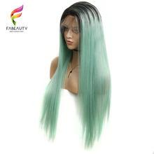 Ombre 1b/613 блонд парик фронта шнурка бразильские прямые человеческие волосы парик предварительно выщипывал с волосами младенца красочный пар...(Китай)