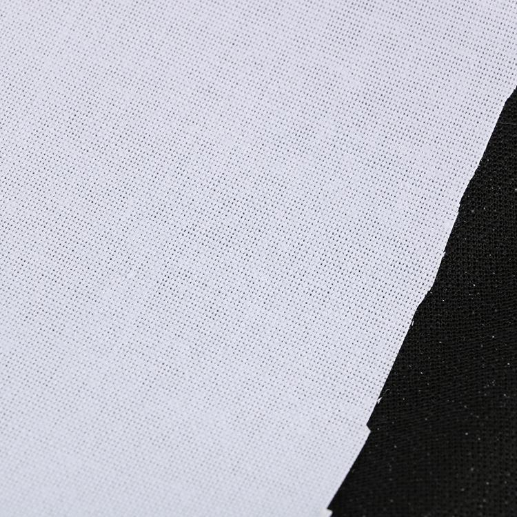 Special Soft Coat Shirt Collar Fusing Fabric Interlining