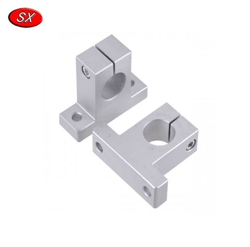 OEM Top Quality CNC Machined Shaft Supports,Drive Shaft Center Support Bearing For Linear Shaft