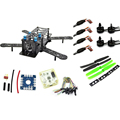 RC plane ZMR 250PRO drone with camera dron fpv drones quadcopterCombo kit motor MT2204 12A ESC