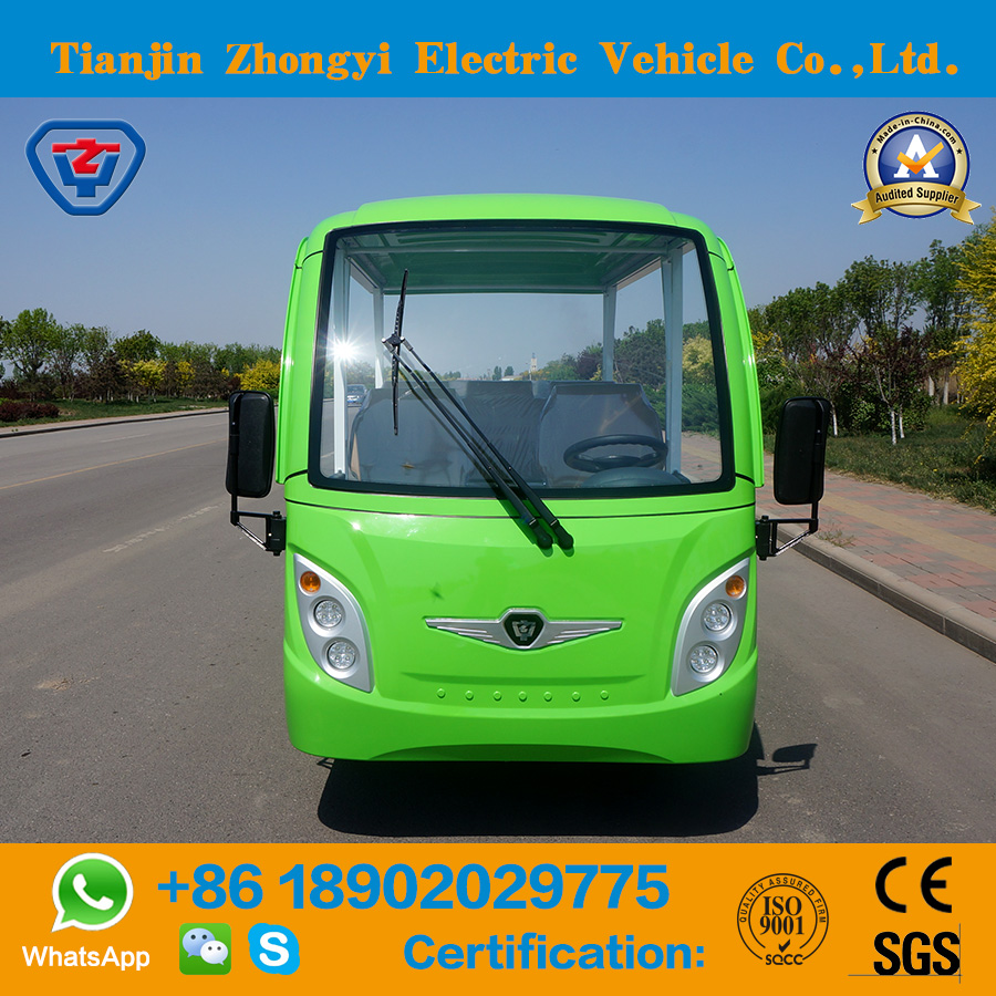 Zhongyi classic electric shightseeing car with low price