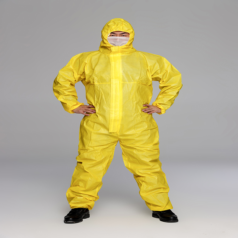 Disposable Yellow Hazmat Jumpsuit Buy Grey Disposable Coveralls Disposable Yellow Hazmat Suit Disposable Yellow Hazmat Jumpsuit Product On Alibaba Com