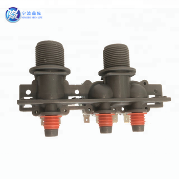 washing machine water solenoid valve Water drain inlet valve