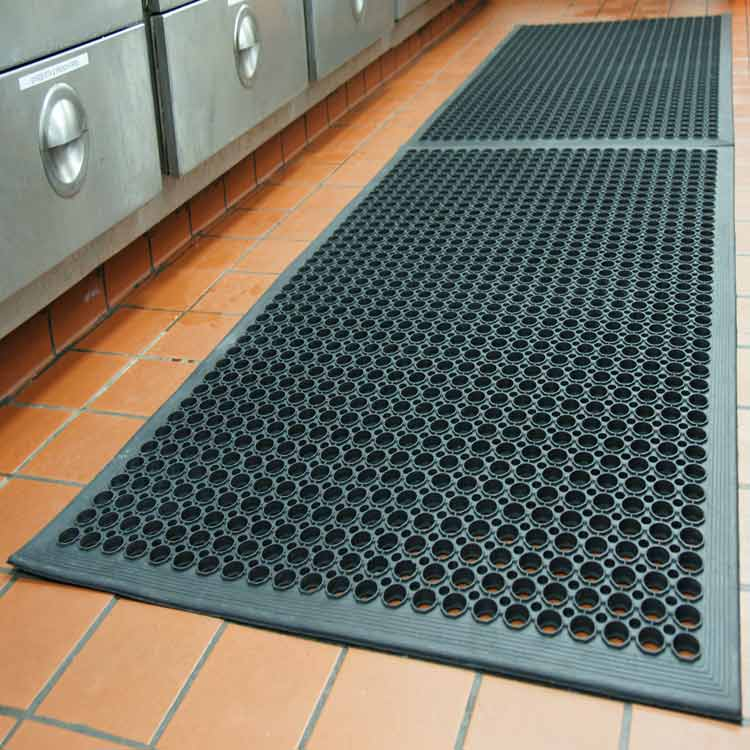 Heavy Duty Water Drain Chef Bbq Grill Sink Rubber Kitchen Floor Mats Buy Chef Mats Sink Floor Mats Bbq Floor Mats Product On Alibaba Com